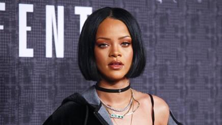 Rihanna, 28 anni. Ap