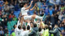 Alvaro Arbeloa, 33 anni, ex difensore del Real Madrid. Getty