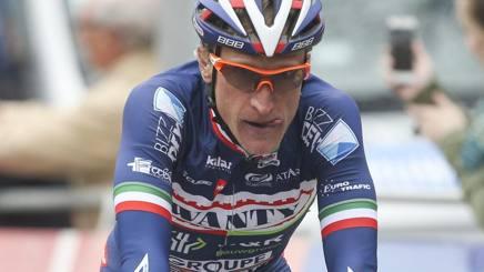 Enrico Gasparotto, 34 anni. Epa