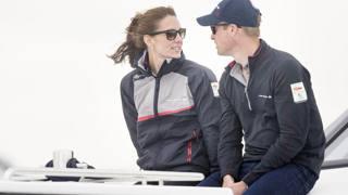 Kate e William sempre  a gonfie vele