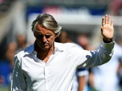 Roberto Mancini, 51 anni. Getty