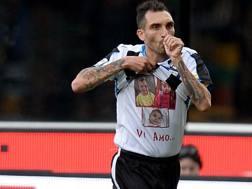Francesco Lodi, 32 anni. LaPresse