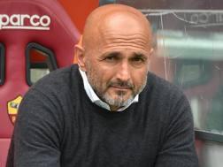 Luciano Spalletti, 57 anni, allenatore della Roma. Ansa