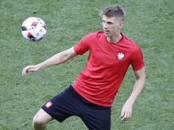 Bartosz Salamon, 25 anni, ha preso parte (senza giocare mai) all'Europeo con la Polonia. Epa