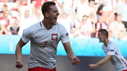 Arek Milik, 22 anni, attaccante polacco. Ap
