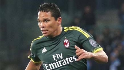Carlos Bacca, 29 anni Ansa