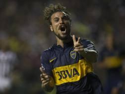 Pablo daniel Osvaldo, 30 anni, attaccante svincolato. Epa