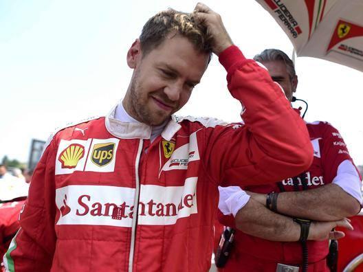 Sebastian Vettel, quattro titoli iridati in F1. Lapresse