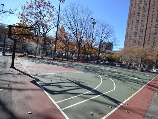 L'Holcombe Rucker Park
