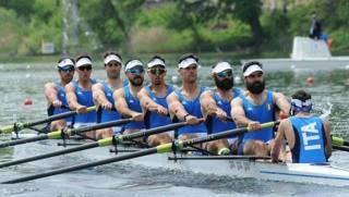 L'equipaggio dell'otto azzurro. Fic