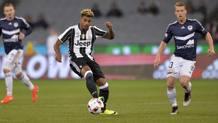Mario Lemina, 22 anni, centrocampista della Juventus. Lapresse