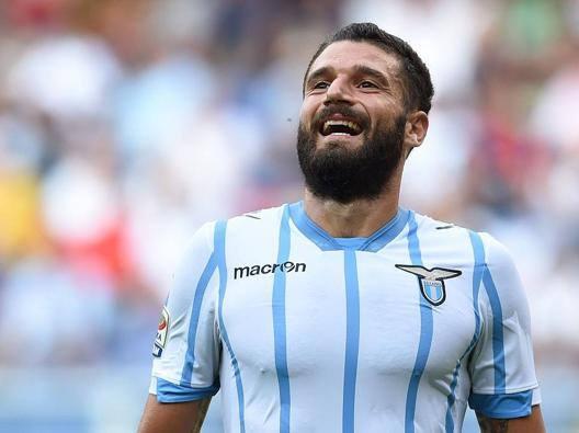 Antonio Candreva, centrocampista offensivo della Nazionale