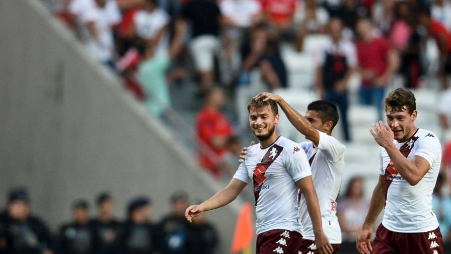 Il Toro non sbaglia un colpo Battuto il Benfica ai rigori