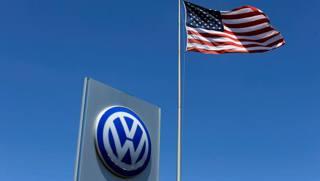 Un concessionario Volkswagen in California. Reuters