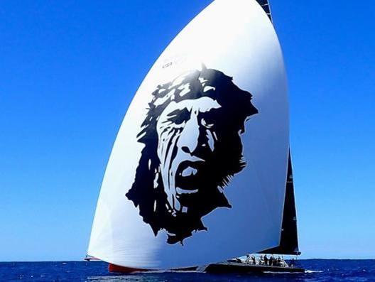 Comanche conquista l'Atlantico