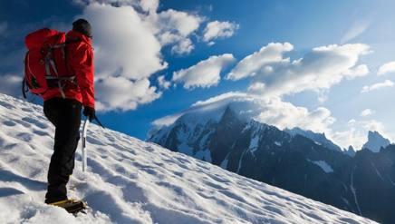 Il Monte Bianco. Fotolia