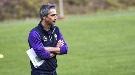Paulo Sousa , tecnico della Fiorentina. Lapresse