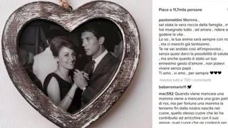 Paolo Maldini ricorda pap� Cesare e mamma Marisa su Instagram