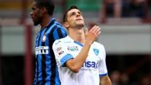 Manuel Pucciarelli, 25 anni, attaccante dell'Empoli. Forte