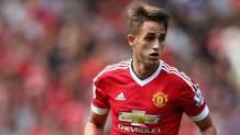 Adnan Januzaj, 21 anni, centrocampista in prestito al Manchester United.