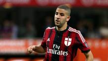Adel Taarabt, ex centrocampista offensivo del Milan. Forte