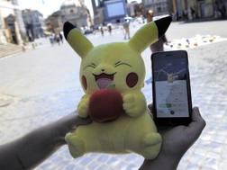 Pokemon Go è la mania dell'estate. LaPresse