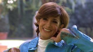 Anna Marchesini in una foto del 2004. LaPresse