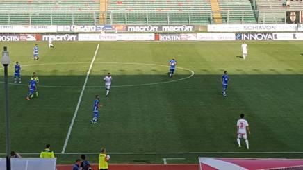 Un'immagine di Padova-Seregno