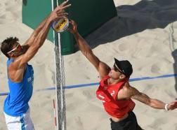 La beach Arena di Rio