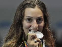 Il sorriso di Rossella Fiamingo. Getty