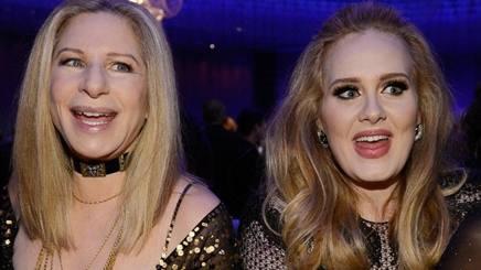 Barbra Streisand e Adele