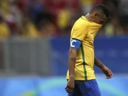 Neymar da Silva Santos Júnior,, 24 anni. Reuters
