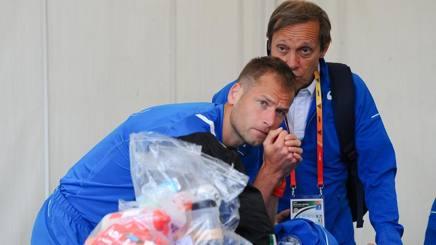 Alex Schwazer e Sandro Donati. Ipp