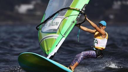 Flavia Tartaglini ha vinto la prova numero 7