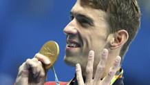 MIchael Phelps, 31 anni. Reuters
