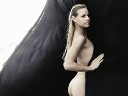 Pernille Blume, danese, 22 anni: la più veloce delle semifinali dei 50 stile libero, in 24