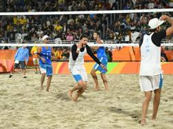 Il primo derby olimpico della storia azzurra