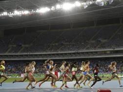 Stadio olimpico semideserto: l'atletica non tira a Rio. Ap