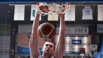 Kyrylo Fesenko, 29 anni. CIAMILLO