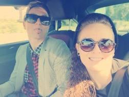 Rachele Bruni nella foto postata su Instagram dalla compagna Diletta