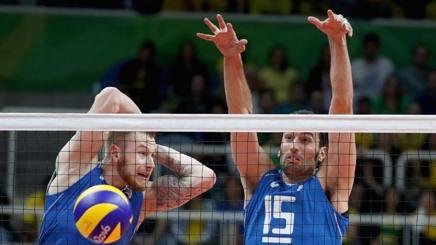 Zaytsev e Birarelli dovrebbero tornare titolari con l'Iran