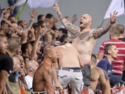 Ivan Bogdanov al Mapei Stadium. Foto Ramella