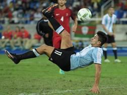 Giovanni Pablo Simeone, 21 anni. Getty