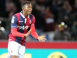 Amadou Diawara, 19 anni. Ansa