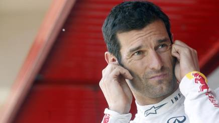 Mark Webber, 39 anni. Afp