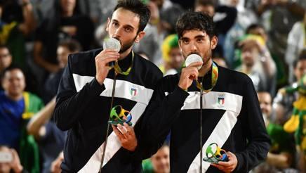 Paolo Nicolai, 28 anni, e Daniele Lupo, 25. Afp