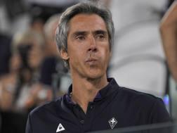 Paulo Sousa, 45 anni, tecnico della Fiorentina. Lapresse