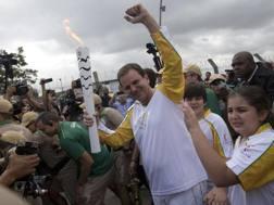 Eduardo da Costa Paes, 46 anni, sindaco di Rio de Janeiro in carica dal 1° gennaio 2009. Ap