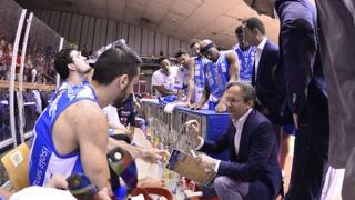 Federico Pasquini, confermato sulla panchina della Dinamo  CIAMILLO/CASTORIA
