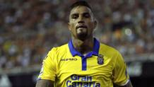 Kevin-Prince Boateng, 29 anni, centrocampista ghanese del Las Palmas. Epa